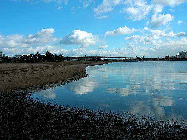 御前浜(香櫨園浜)